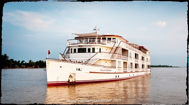 Siemreap - Phnompenh Cruises 5days 4Nights