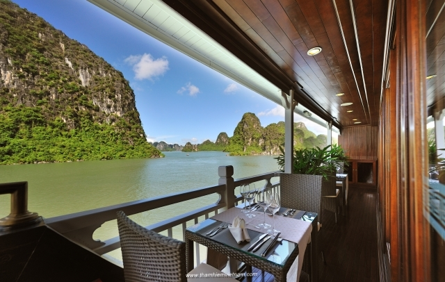 Halong 3days with Valentine cruises