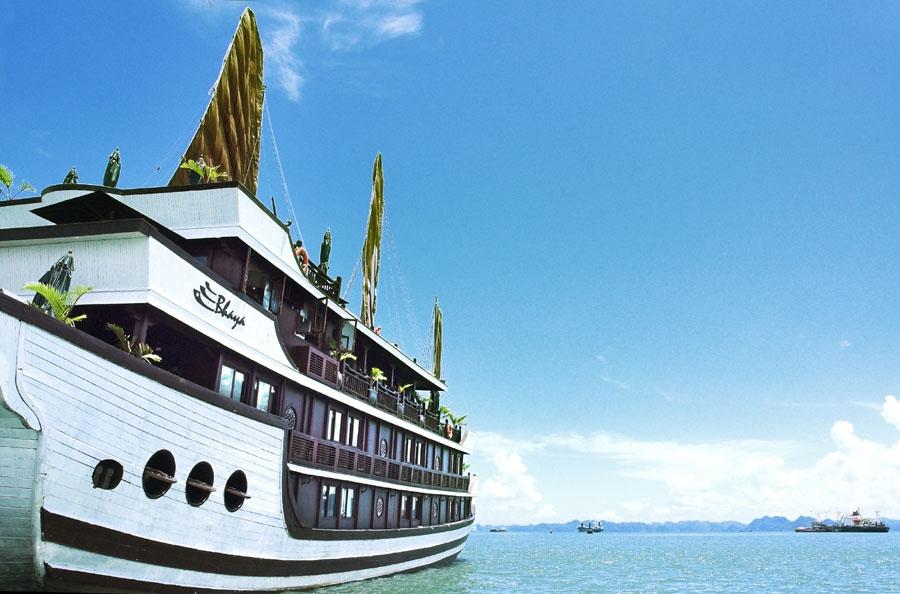 Halong Luxury Cruises- Bhaya Boats