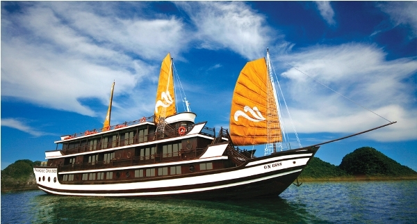 Paradise Cruise Halong - 3Days 2Nights