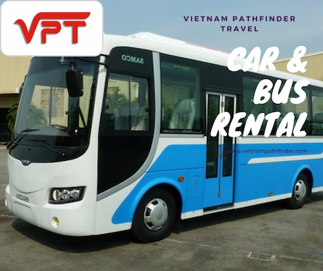 Rental bus to Vung Tau from HCM city/ 1way