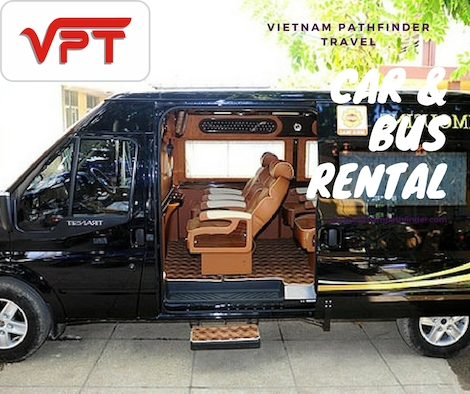 Van rental Saigon - Phnompenh / 1 day/ 1way