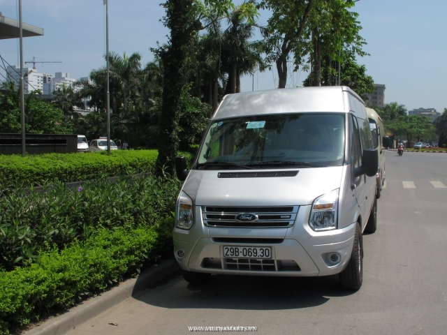 Hire Van Hanoi - Halong Bay / 1Day