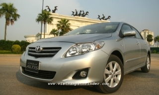 Car hire Cat Bi airport -Hai Phong city / 1Way
