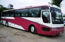 Bus rental Phnompenh - Sihanouk Ville/ 1 day