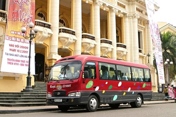 Bus rental Pleiku - Nha Trang / 1way