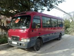 Bus rental Phnompenh city tour/ full day
