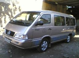 Hire Car in Luang Prabang for Vientiane / 1day / 1way
