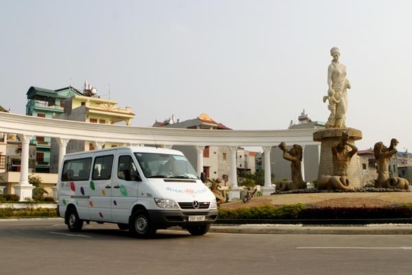 Hire van Saigon - Dalat - Nha Trang - Saigon / 2ways / 3days