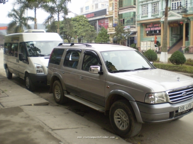 Hire Car: Sapa- Bac Ha town / 1way/ 1day