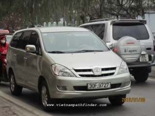 Hire Car Halong - Cat Bi Airport ( Hai Phong) / 1Way