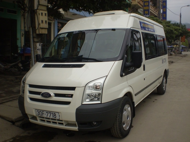 Hire Van: Saigon - Phan Thiet ( Mui Ne) / 1way/ 1Day