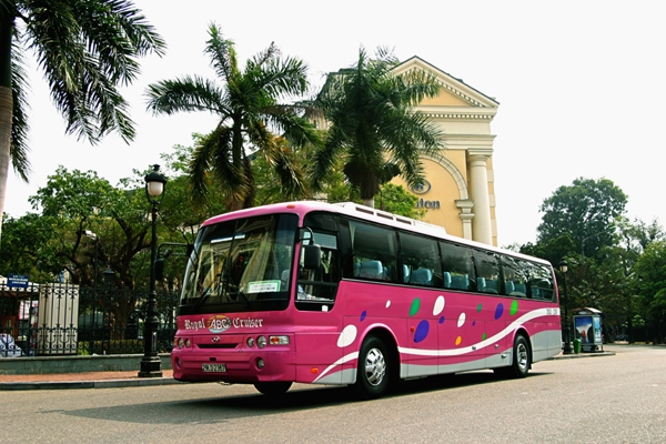 Coach Hire Hanoi- Halong Bay (2Days)