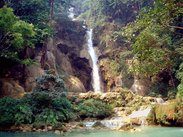 Luang Prabang – Khouangsi Waterfall Trip