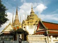 Bangkok city sightseeing