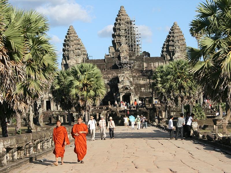 Siemreap - Luangprabang - Saigon