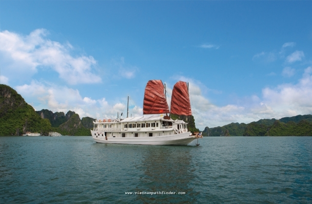 Hanoi Guided Tours -Halong cruise 1day