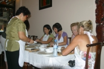 Hanoi cooking class with anh tuyet