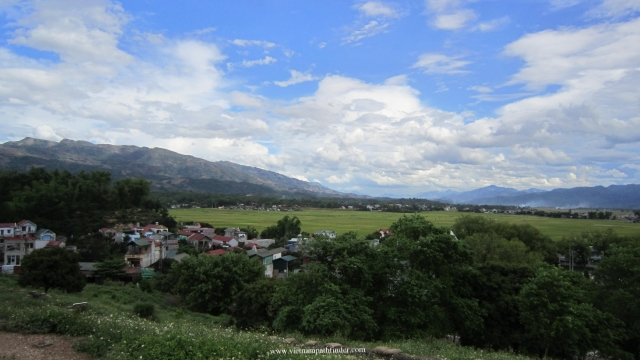 Dien bien phu city - Former battle in 1954